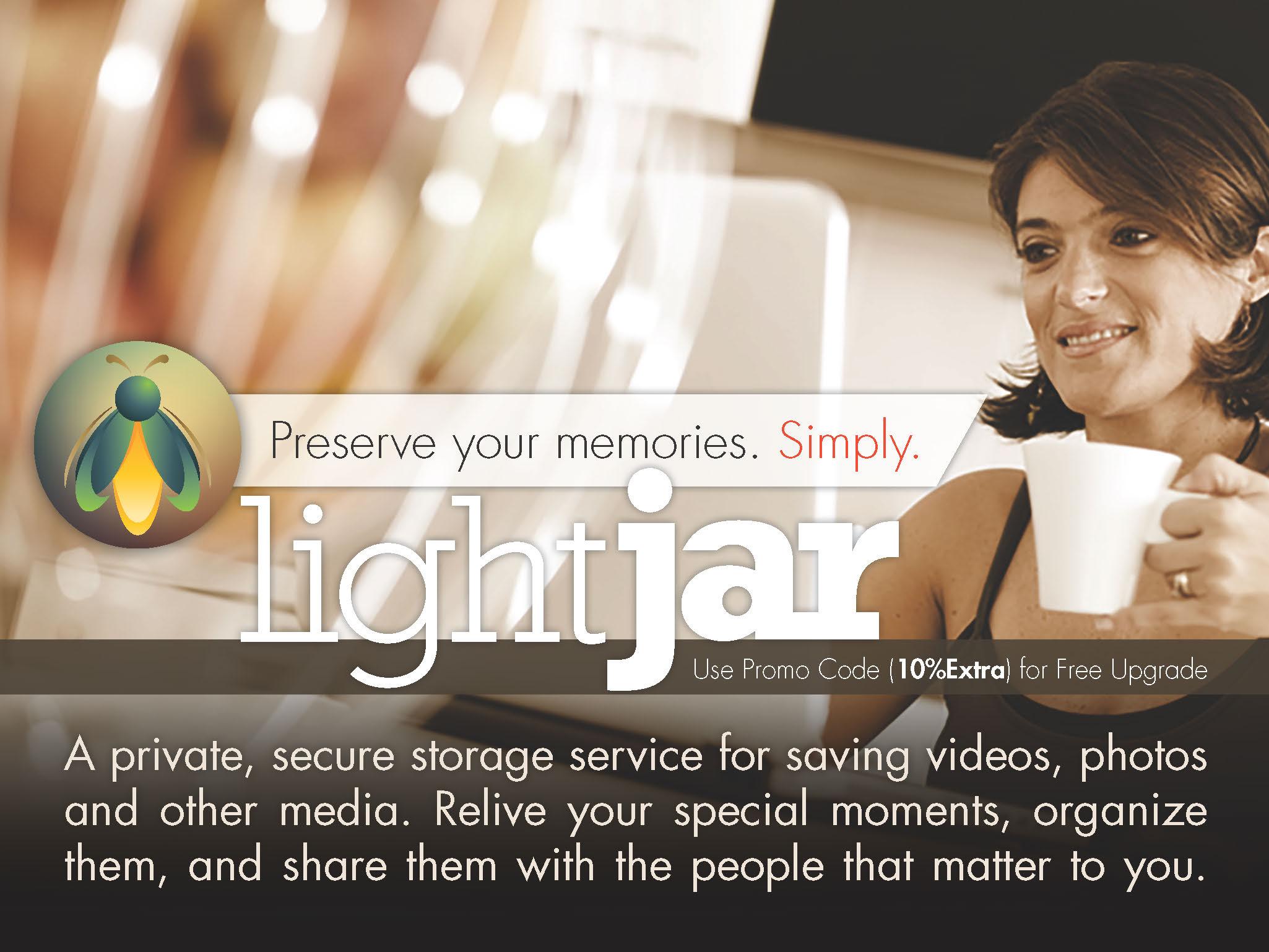 LightJar Postcard #5